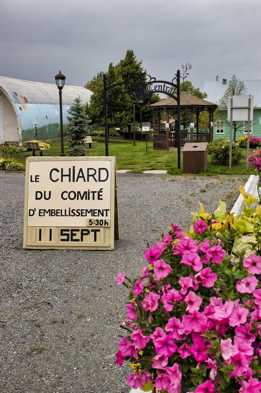 Chiard (Auteur : Josée Ouellet)