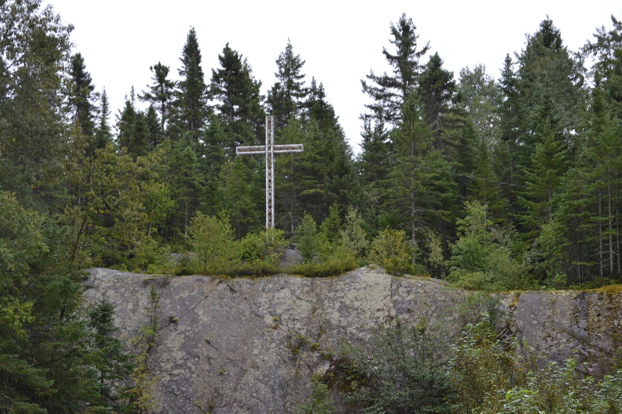 Croix illumination