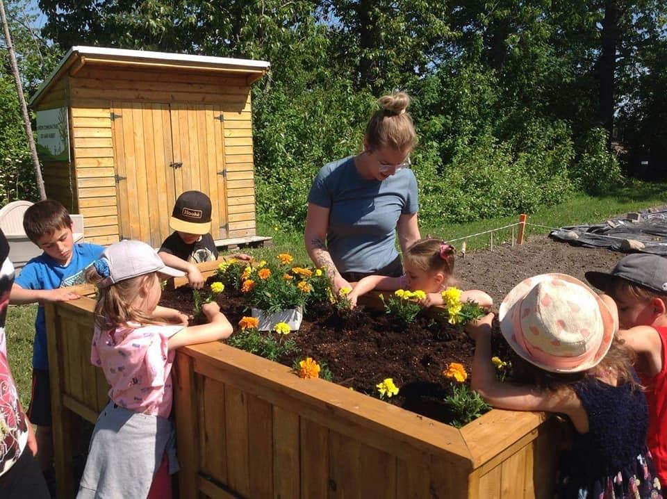 Jardinage enfants 2020