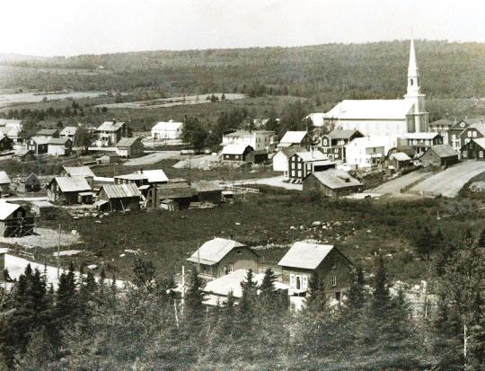 Saint-Hubert 1950