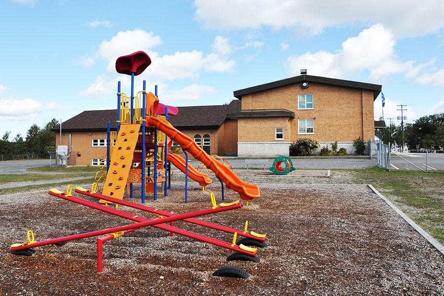 Parc école