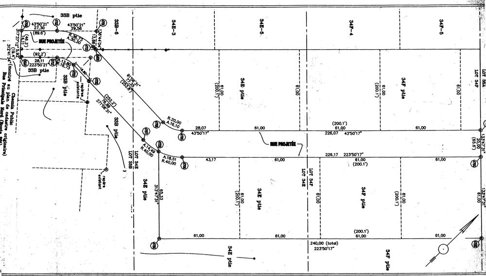 Plan : Parc industriel